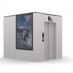 Produkt: Swisstoilet Automat