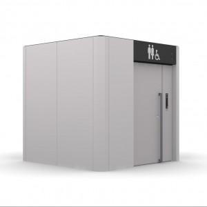 Produkt: Swisstoilet Modul